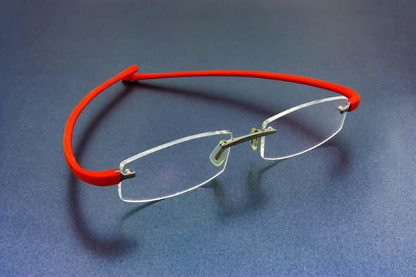 Bril reparatie